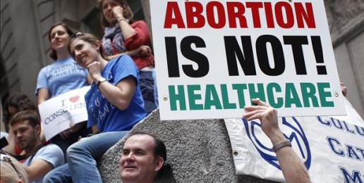 5th Blow to ObamaCare: SCOTUS Rejects Abortion Mandate