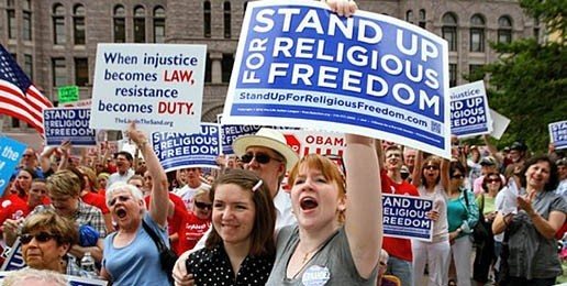 Analysis: 8 Reasons Conservative Christians Are Concerned About Their Own Religious Freedom in the Obama Era