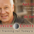 Last Call for Event with Dr. Del Tackett
