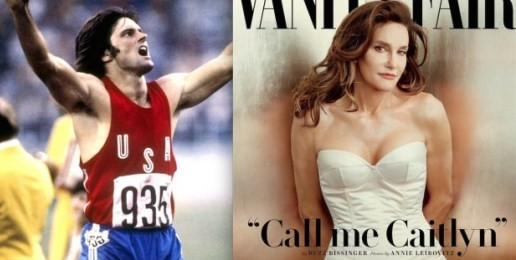 Bruce-Caitlyn Jenner And A Warning About The Coming Transanity