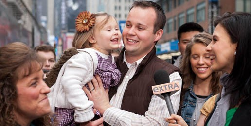 The Left's Duggar Dilemma