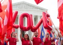 "SCOTUS Redfines ""Marriage"" as ""Love"""