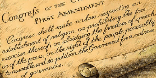 Your Urgent Action is Needed on the First Amendment Defense Act