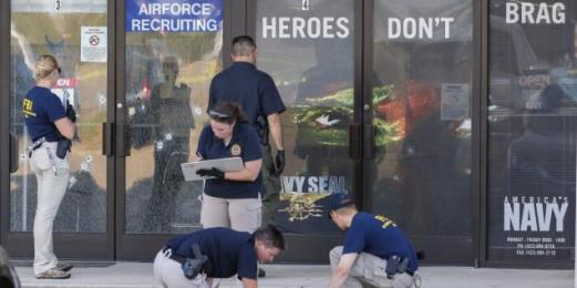 Chattanooga-like Attack Can Happen Anywhere