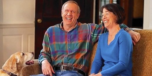 Taradiddler Diana Rauner and Her LGBTQ-Allied Activist Hubby