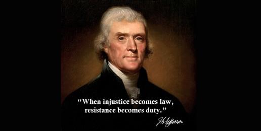 Justified Civil Disobedience and Civil Servant Kim Davis