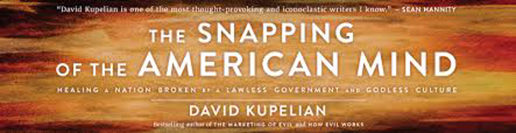 'Snapping of the American Mind:' Good Medicine