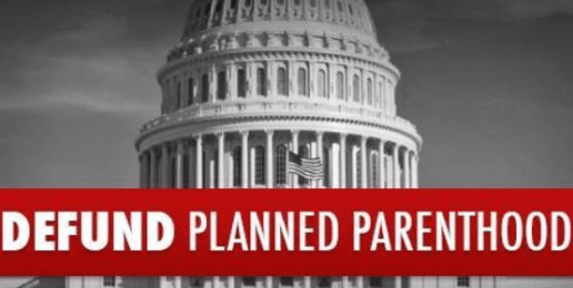 FRC Commends U.S. House, Urges U.S. Senate to Remove Planned Parenthood Funding