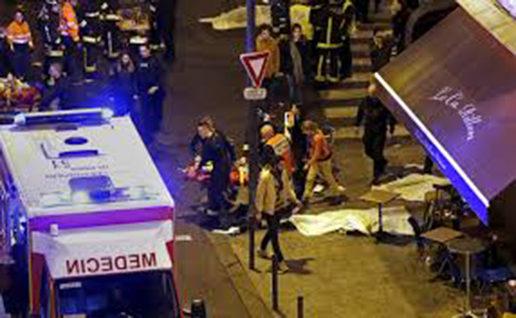 ISIS Attacks in Paris