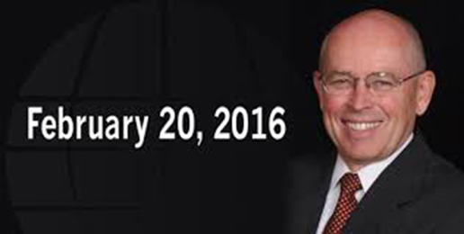 Don't Miss IFI's 2016 Worldview Conference with Dr. Wayne Grudem