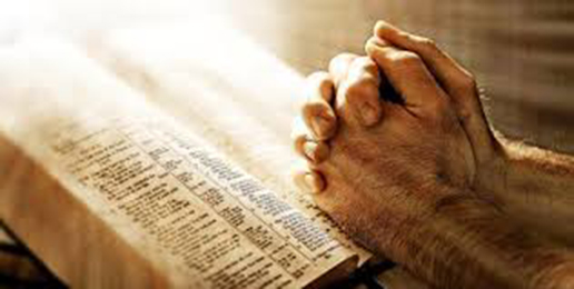 Time to Pray, Time to Seek the Face of Almighty God.