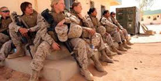 Women and the Draft