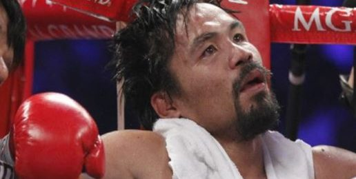 Boxer Manny Pacquiao and Homosexuals Err