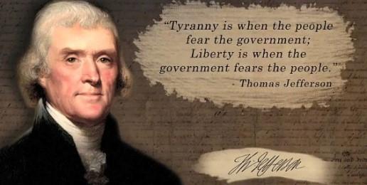 Encroaching Tyranny