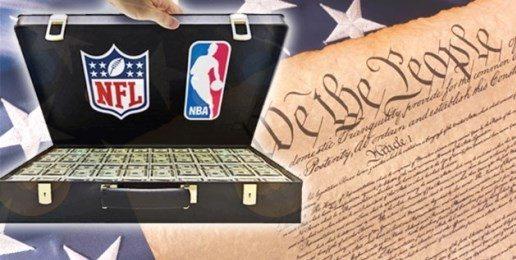 NBA, NFL Choose Sides in Culture War Battles