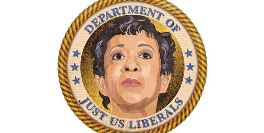 Loretta Lynch's Abuse of the Law