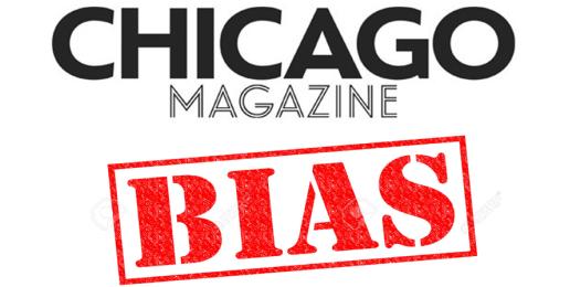 Media Bias at Chicago Magazine