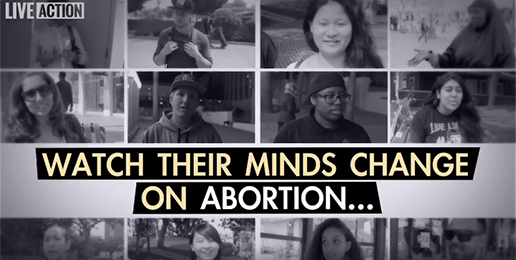 They Supported Abortion — Until They Saw This Video