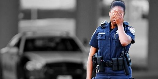 Black and Blue America