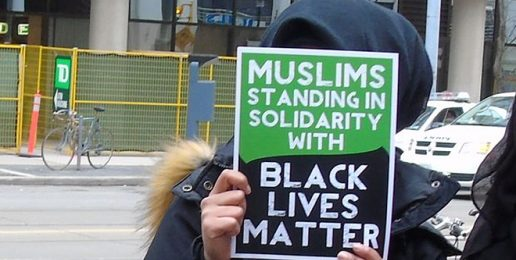 Islam, Revolution, and Black Lives Matter