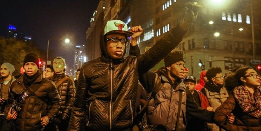 Black Lives Matter, the Chicago Urban League, and Suffering Children