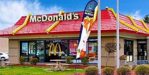 McDonald's Chooses Porn Free Wi-Fi