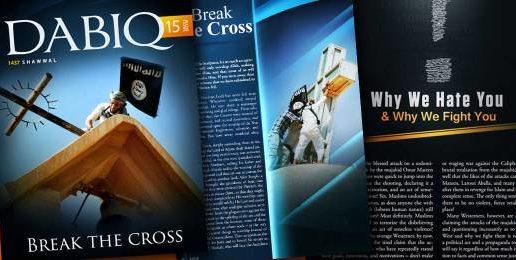ISIS: Break the Cross