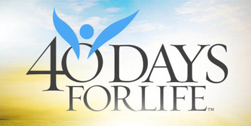 40 Days for Life Fall 2020