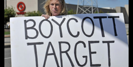 Boycotting Target – Why We Shouldn't Stop and What You Can Do