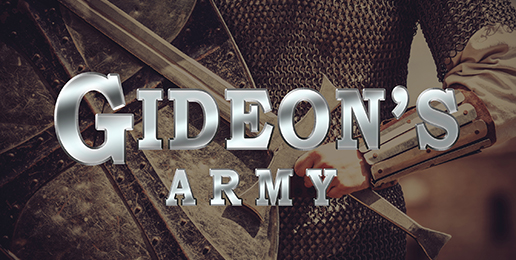 Sign Up for IFI's Gideon's Army