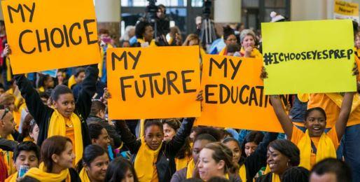 Legislators Surveyed on Vouchers and Charter Schools