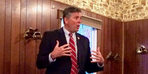U.S. Rep. Darin LaHood Lays Out Priorities to His Constituents