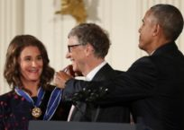 Obama Awards Abortion Activists Bill, Melinda Gates