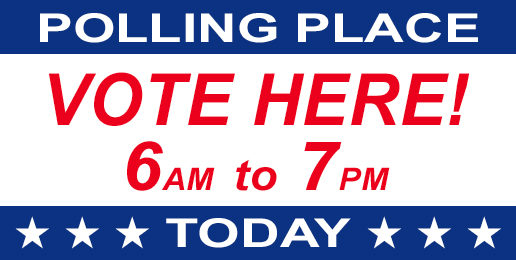 Polls Are Open!