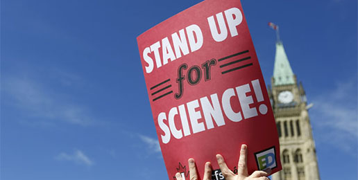 The Real War on Science? It's Being Waged by the Left