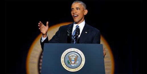 The Audacity of Obama