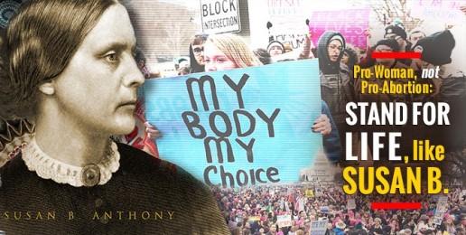 Pro-Woman, Not Pro-Abortion