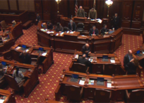 Illinois Senate Expands, then Passes Another Huge Gambling Bill