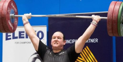How is it Fair When a Male Weightlifter Competes Against Women?