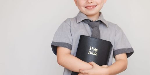 Christian Parents, Your Kids Aren't Equipped to be Public School Missionaries