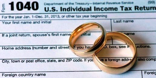 Taxing Marriage in America