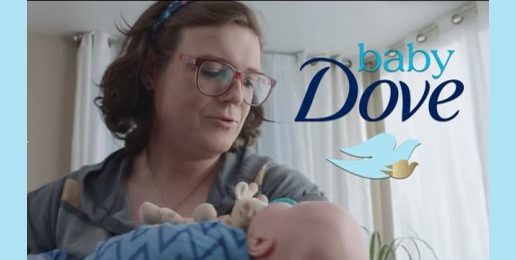 Dove Ad Features Real Dad Pretending to Be Real Mom