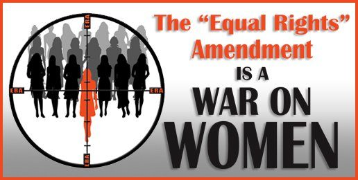 Women Look to Stop the Resurrection of the Equal Rights Amendment [VIDEO]
