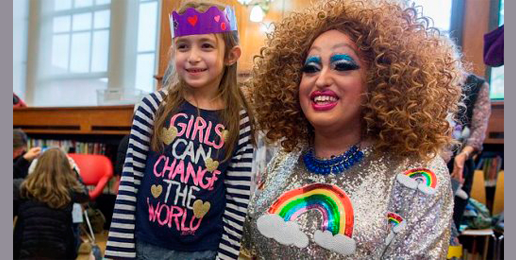 "Drag Queens, ""Queers,"" and Toddlers, Oh My!"