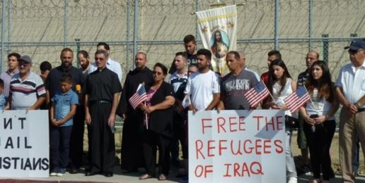 Help Stop the Deportation of Iraqi Christians!