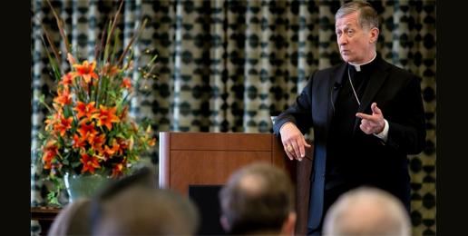 Catholic Troubled by Cupich's Statement