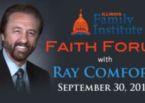 Tremendous Opportunity to Hear and Learn from Ray Comfort at IFI Faith Forum