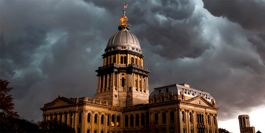 Tax Increases, More Spending and 'A Disaster' of a Budget for Illinois