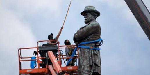 Confederate Statues Must Come Down