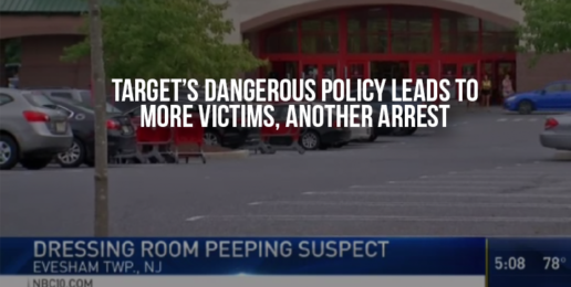 Target's Dangerous Policy Leads to More Victims, Another Arrest